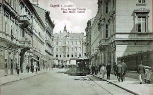 Život Zagrepčana 1914-1918
