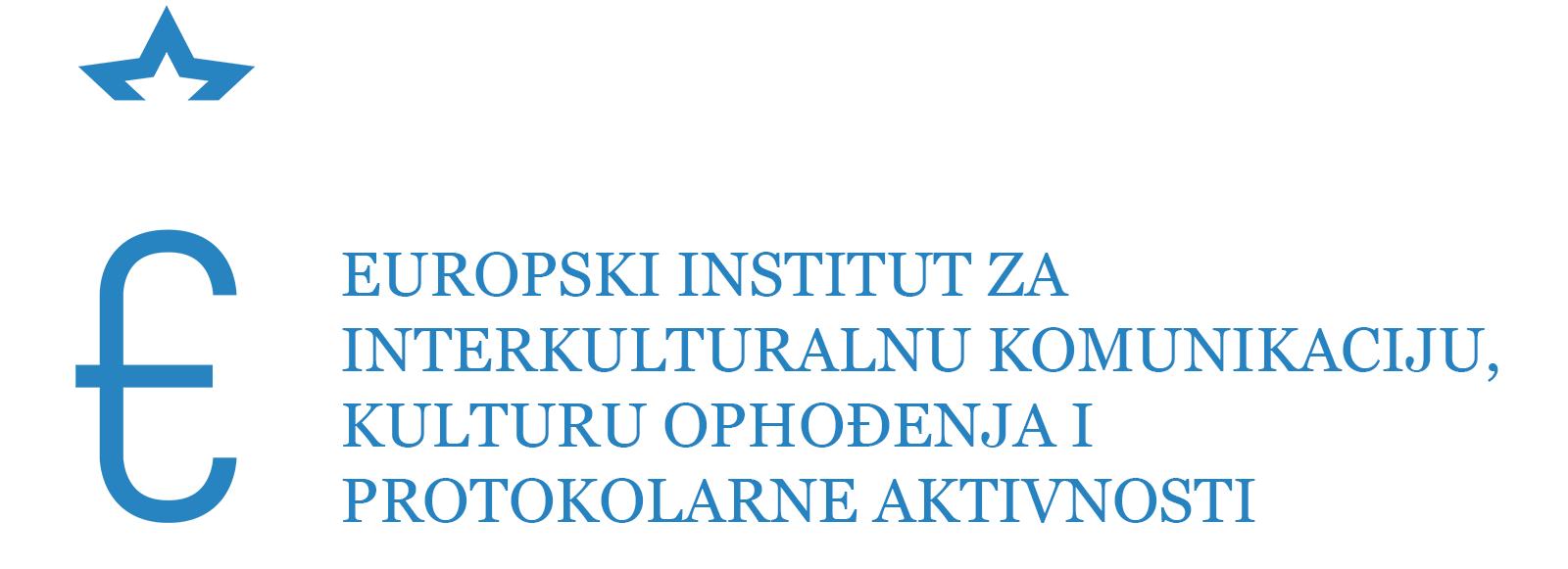 Europski institut za interkulturalnu komunikaciju, kulturu ophođenja i protokolarne aktivnosti